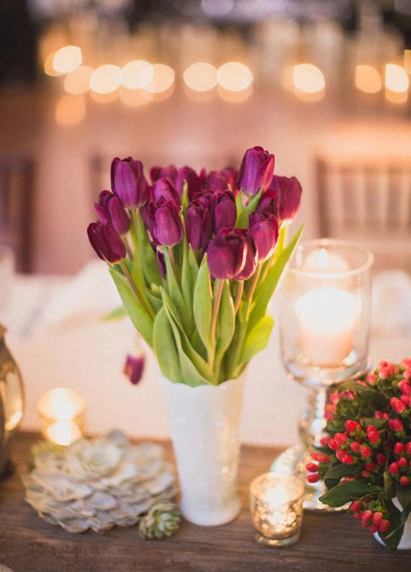 tulipany wesele