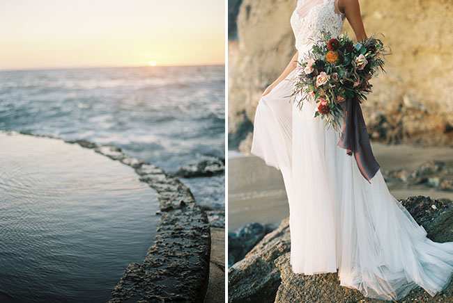 wesele pantone inspiracje