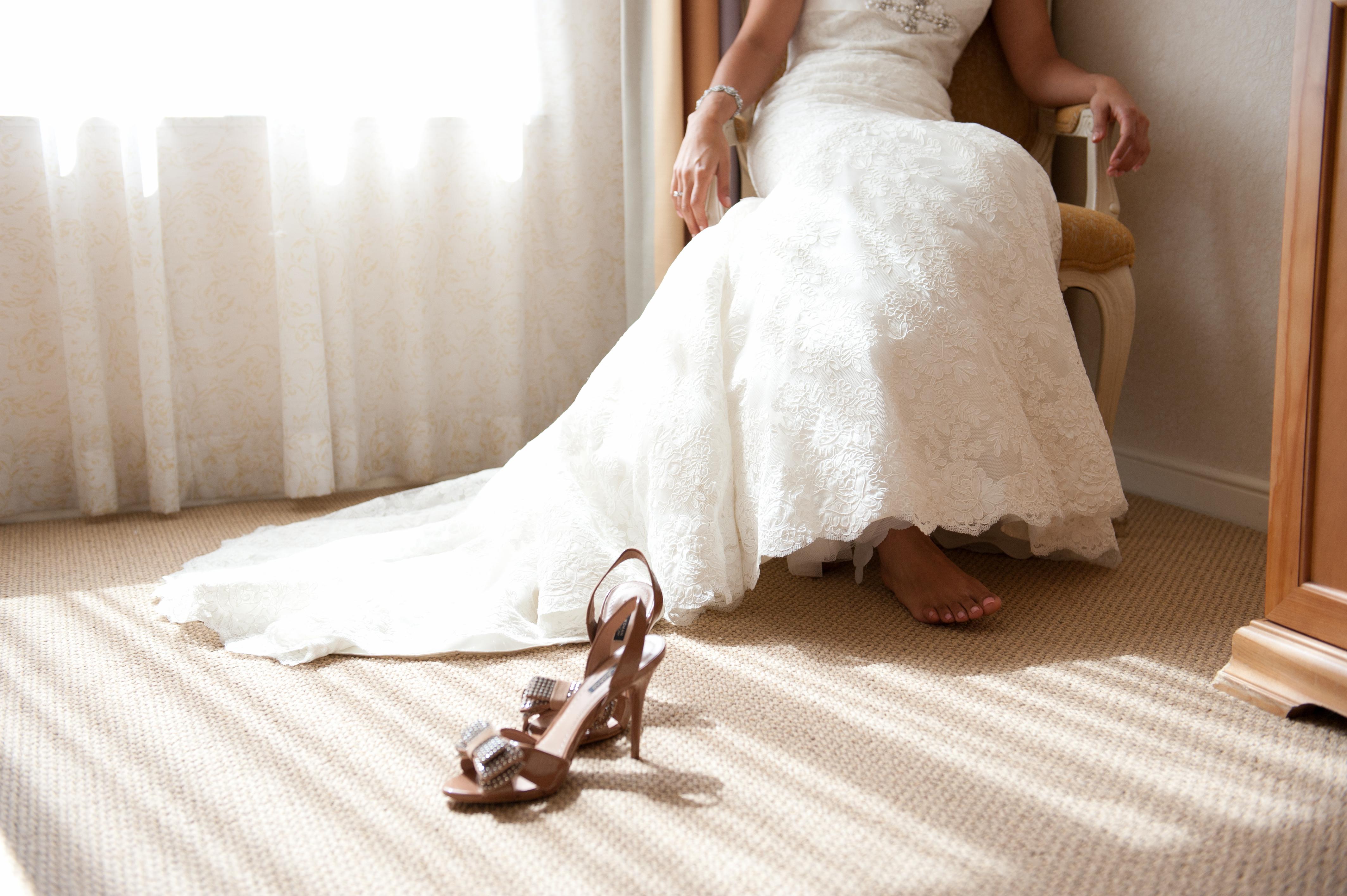 Idealne Buty Na ślub Czym Się Kierować Podczas Zakupów Justmarry