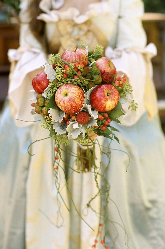 jablka-bukiet-slubny