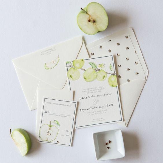 jablka-zaproszenia-slubne